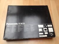 Panasonic 7.5cm LCD colour monitor (TC - MC3U) & accessories