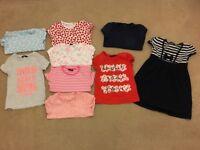 Girls clothes bundle 4-5yrs - spring/ summer