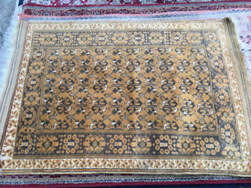 Delightful Traditional Oriental Floral Hand Knotted Wool Rug