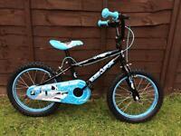 Boys shark bike