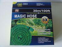 MAGIC HOSE 30m Expanding Garden Hose FREE LOCAL DELIVERY