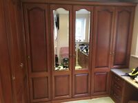 Fitted bedroom furniture for sale