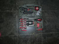 TOOLS HOUSEHOLD FOR SALE