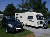 Bailey Pegasus 546 (2010 Model) Caravan For Sale
