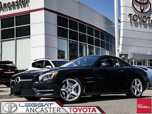 2014 Mercedes-Benz SL-Class SL550 only 7146 kms !!