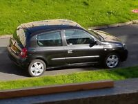 Renault clio extreme 05 black