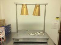 2 x Carvery/Hot Food Display Units
