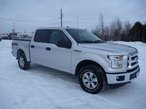 2017 Ford F-150 XLT 5.0L V8 4X4 Bluetooth Low Km