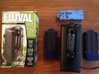 New fluval filter and used filters with prices