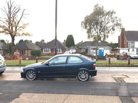"""BMW 318 Ti, with 18"""" Alloys, body kit and Air filter !! Brilliant Engine, good looking Beemer."""