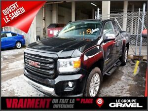 2016 GMC Canyon 121$/SEMAINE CANYON SLT EXTENDED 4X4