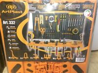 Garage/Shed Wall Tool Rack - Brand New, Sealed!