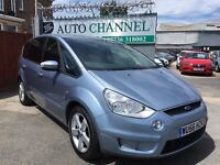 Ford S-Max 1.8 TDCi Zetec MPV 5dr Diesel Manual (6 speed) (164 g/km, 123 bhp)£3,970 p/x welcome