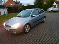 Ford Focus Edge 54 plate need gone