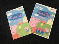 Peppa Pig wii game