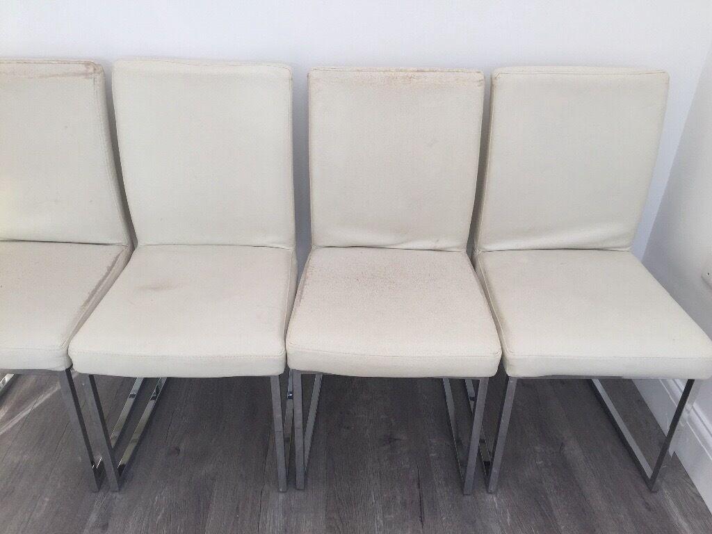 Dwell loop leg dining chairs x5 in Ruislip London Gumtree : 86 from www.gumtree.com size 1024 x 768 jpeg 75kB