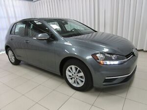 2018 Volkswagen Golf AN EXCLUSIVE OFFER FOR YOU!! TSI TURBO 5DR