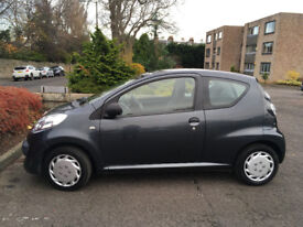 Citroen C1 vibe, 3 door, 49500 miles, newly serviced and full 12 month MOT