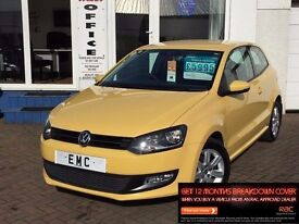 2010 59 Volkswagen Polo 1.4 85ps SE~LOW MILES~ONE OWNER FROM NEW~