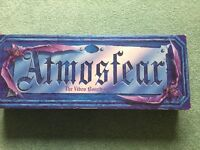 Atmosfear Board Game with Video Cassette