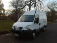 Iveco daily 35s12 MWB HIGH ROOF 11months mot no advisory 2010 on 59 plate
