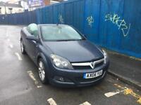 2006 Vauxhall Astra 1900 CDti 6 speed convertible Needs new turbo !!