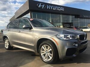 2015 BMW X5 xDrive35i M PACKAGE - PANORAMIC SUNROOF - NAVIGATION