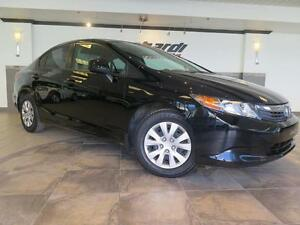 2012 Honda Civic LX-AUTO-AIR