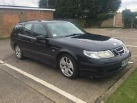 2004(04) SAAB 9-5 VECTOR 2.2 TURBO DIESEL FULL SERVICE HISTORY RECENT SERVICE