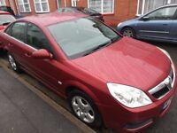 Vauxhall Vectra, 1.9CDTi, Hatchback, Red