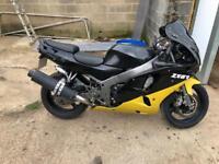 Kawasaki Zx6 track / stunt bike