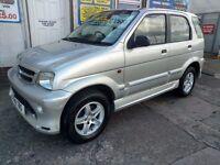 Daihatsu Terios 1.3 LX Limited Edition