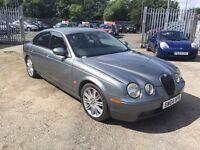 Jaguar S-Type 2.7 D V6 Sport 4dr / Diesel / Year MOT and Serviced/ 3 Month Warranty / HPI CLEAR