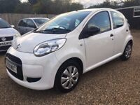 CITROEN C1 i SPLASH HATCHBACK 5DR 2010(59) *IDEAL FIRST CAR* CHEAP INSURANCE*VERY LOW MILEAGE *