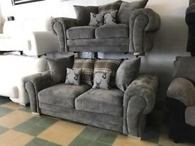 Beautiful 3 and 2 seater sofa NEW