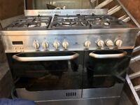 Range gas cooker 2 doors......Mint Free Delivery