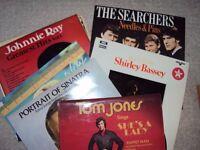 50 + Vinyl records ( LPs) for sale