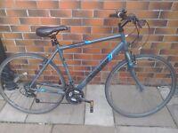 Apollo hybrid transfer road bike