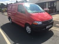 Toyota Hiace 2005 excellent all round van