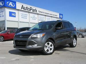 2016 Ford Escape SE 4WD/B.up Camera/Bluetooth/Heated Seats/Alloy