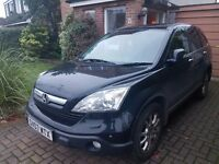 Honda CRV Ex diesel 2007 1 previous owner 67000