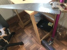 Old saw 26in blade