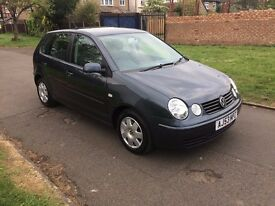 Volkswagen Polo 1.4 Twist 5dr, 6 MONTHS FREE WARRANTY, 2 OWNER, FULL SERVICE HISTORY