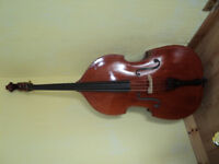 Double Bass Fully Carved 4/4