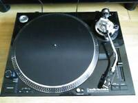 turntable audio-technica lp120usb , no stylus.