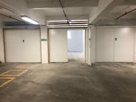 Marylebone W1, Central London Commercial self storage and parking to let