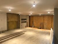 Builders, lofts, extensions, painters, decorators, refurbishment, kitchens, bathrooms HIGH STANDARD!