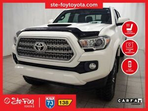 2017 Toyota Tacoma 4X4 DBL CAB, TRD SPORT Navigation,Toit ouvran