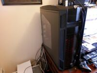 Gaming desktop pc I7 32gb hyperx ram 2 x 480ssd (960gb total) gtx 1070 evga supa nova 2 1000w psu