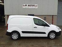 2012 CITROEN BERLINGO LX